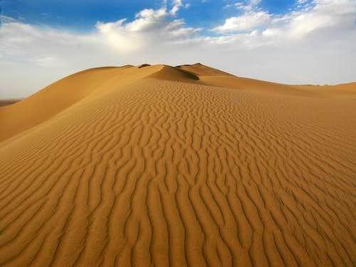 IRAN DESERTS