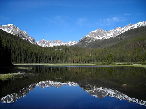 Boulder Lake Drainage