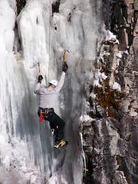 Climbing Mixed Top Rope