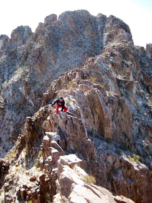 Another Edge en Route to Arch Mt., AZ