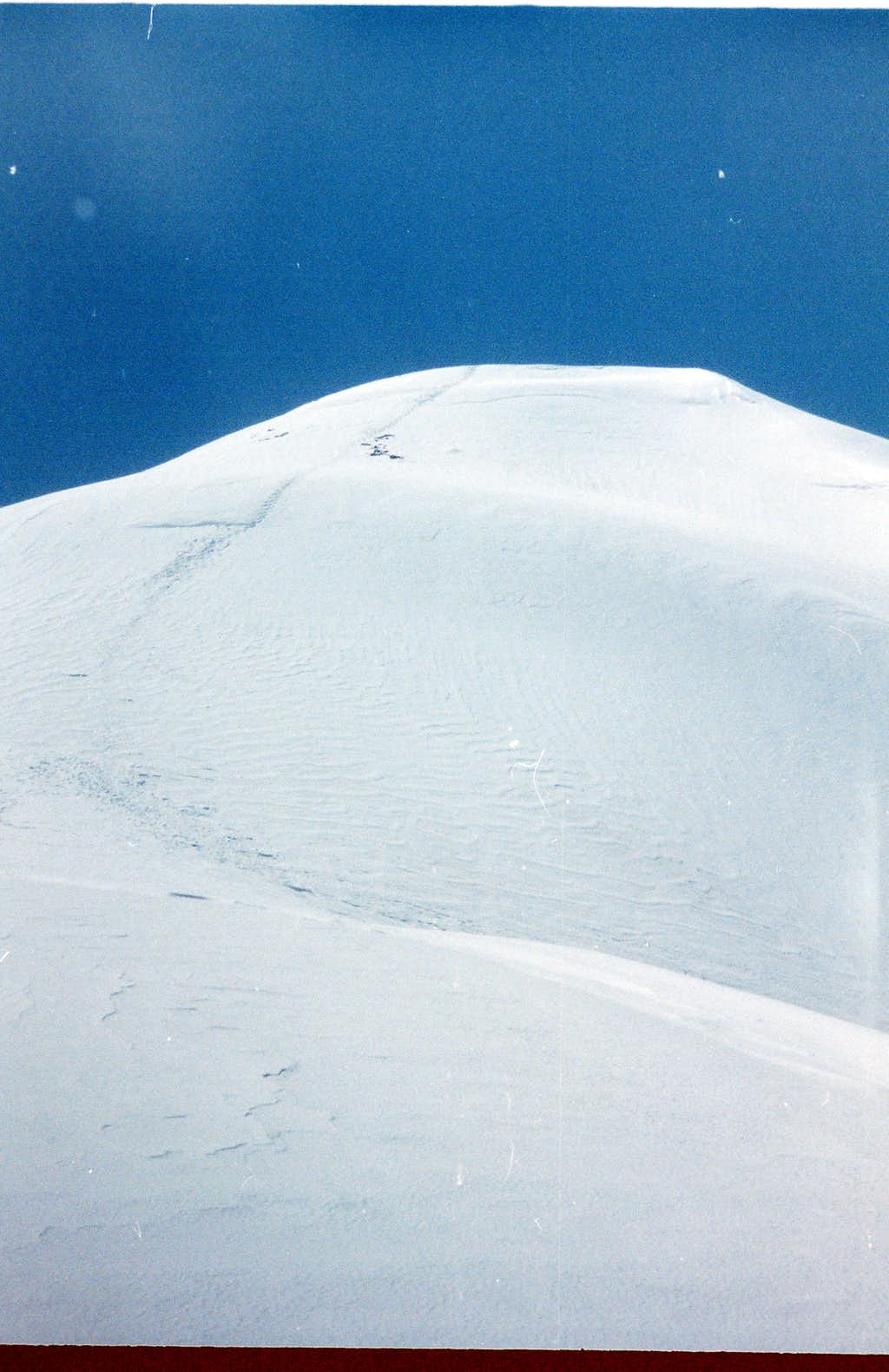 Monte Perdido summit