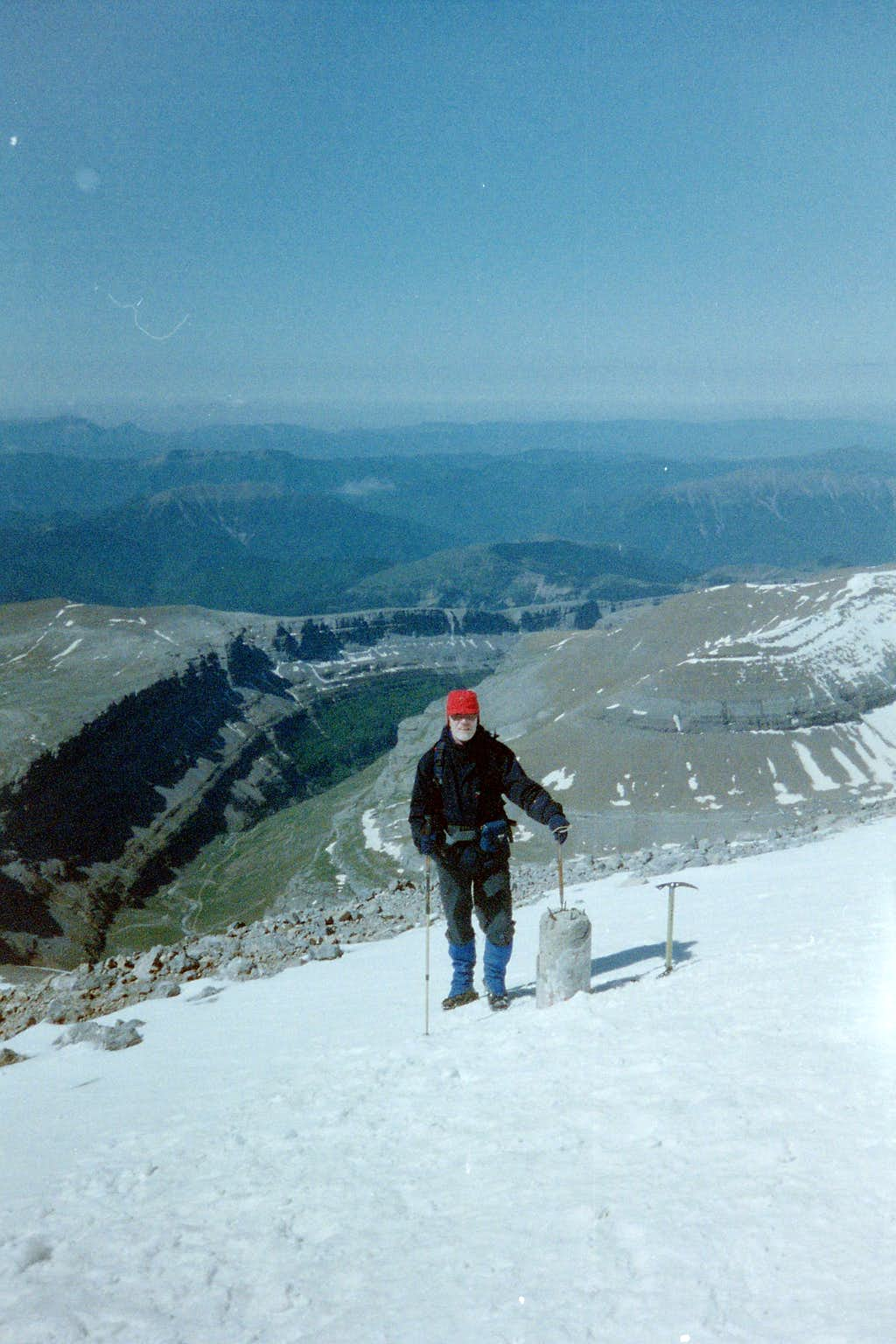 Ken on Monte Perdido