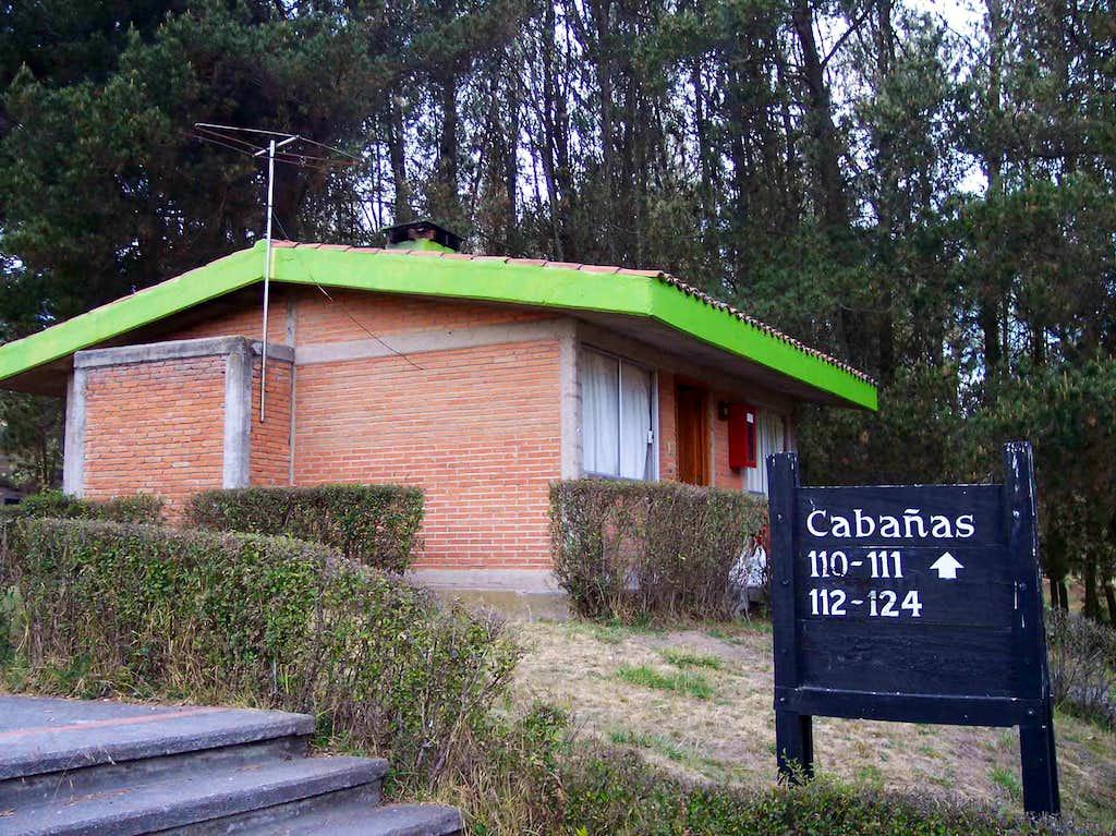 Malinche Cabin