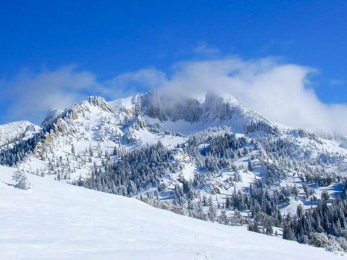 Lone Peak Clouds