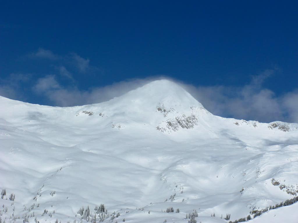 Pfeifferhorn South Face