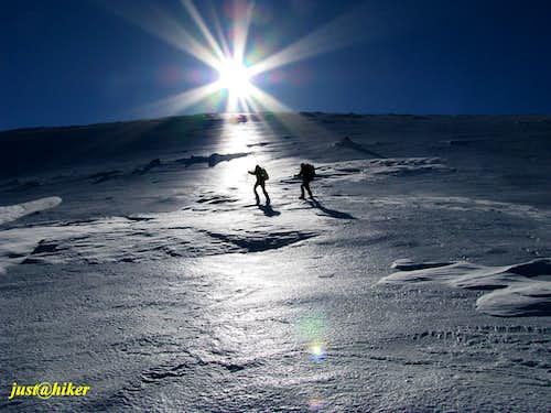 Ice walking