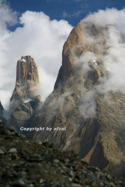 Trango Nameless Tower (6239-M), Karakoram, Pakistan
