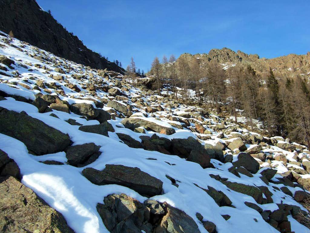 Champorcher valley