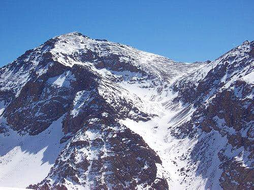 Toubkal South Cwm