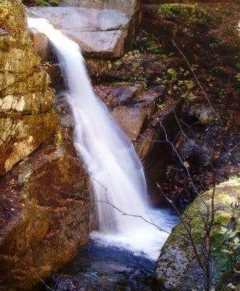 Lower Sabbaday Falls