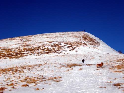 Mt Carmo