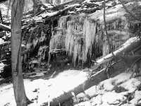 Cliff Ice