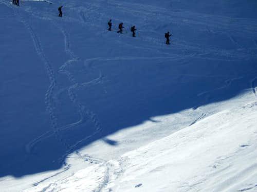 Valcanale - Branchino Pass