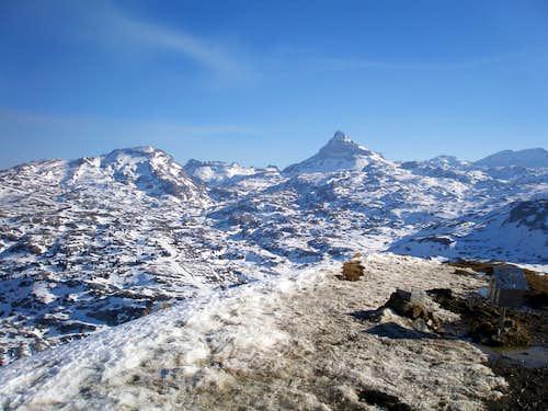Summit of Arlas