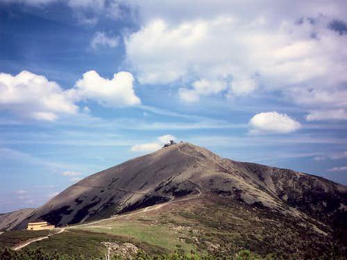 Sniezka Mt. ...