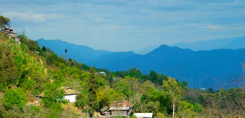 North of Ukhrul, Manipur