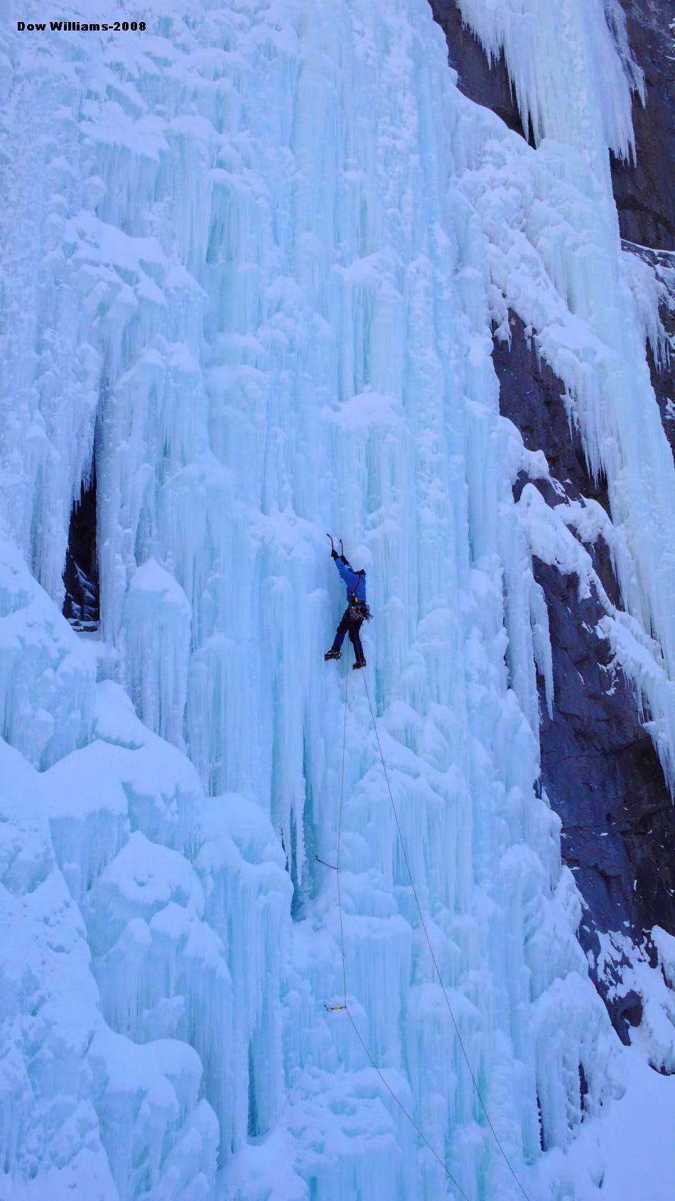 Waterton Ice Climbs