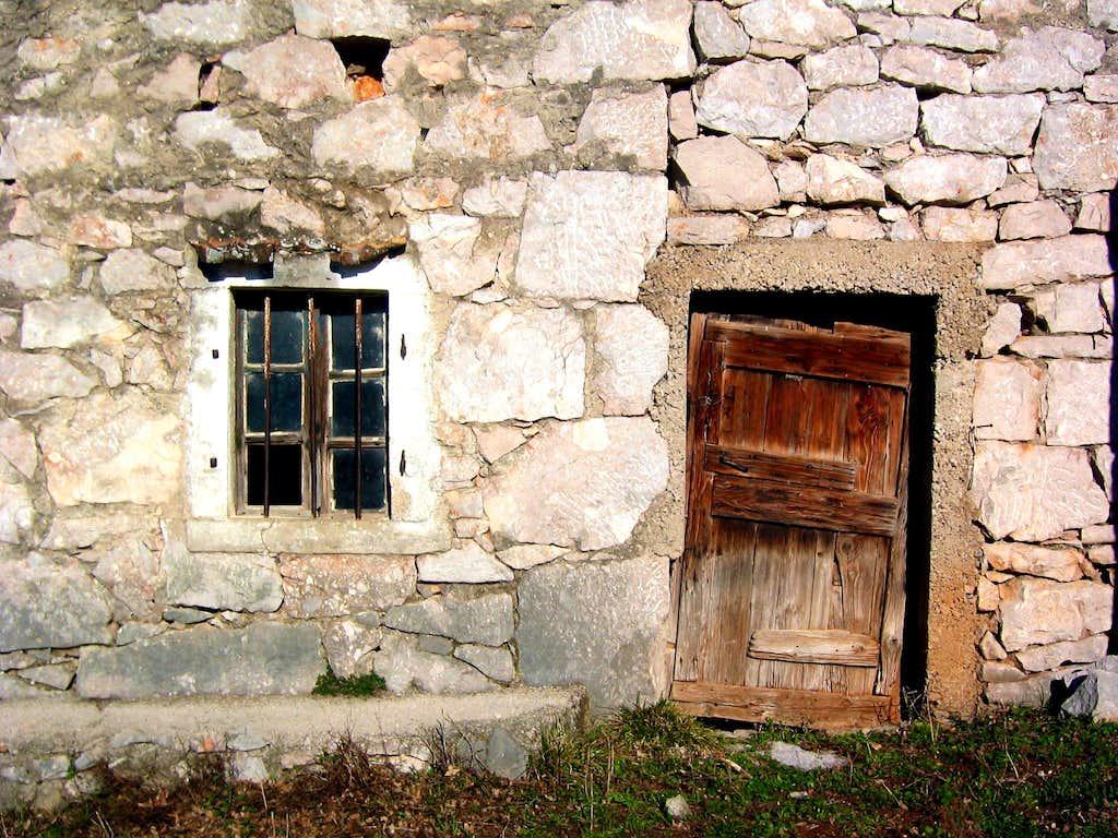 Stanici village