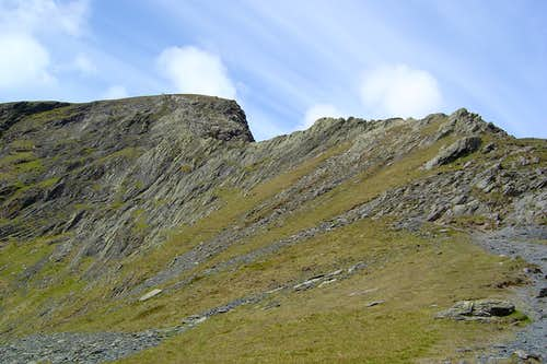 On the approach to Sharp edge
