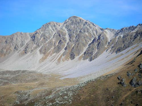 Aroser Rothorn 2980m