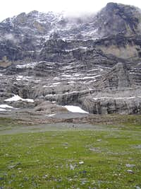 AT THE EIGER!