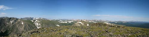 Chapin Summit Pano