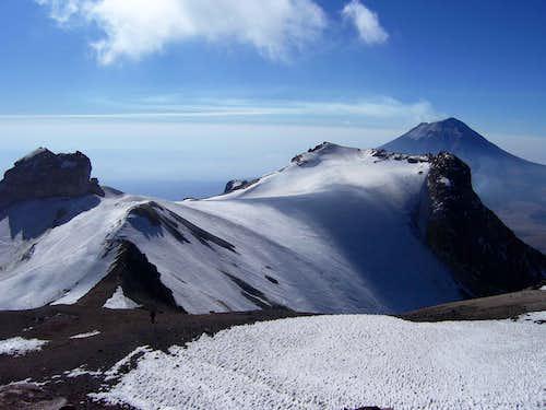 Izta Belly Glacier