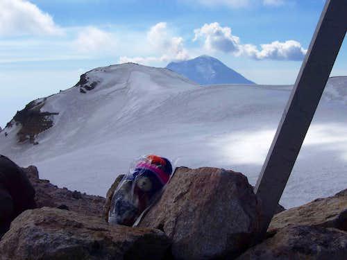 Iztaccihuatl Summit
