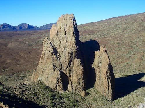 Roques Garcia - La Catedral (Teide National Park)