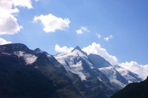 Grossglockner, the heighest...