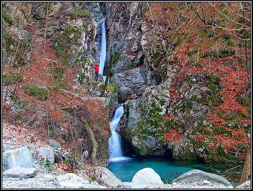 Susec creek