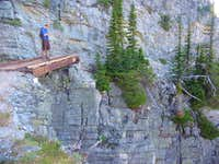 Good trail craftsmanship