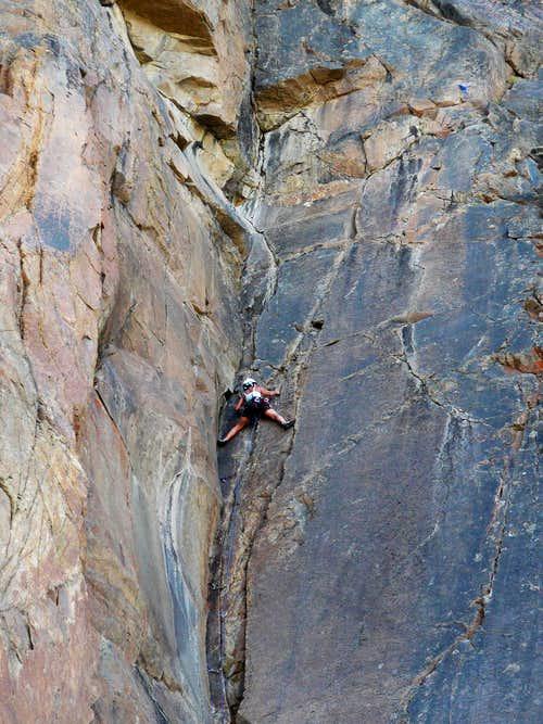 Rock Climbing in El Chalten