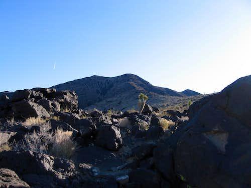 Top of Black Mtn