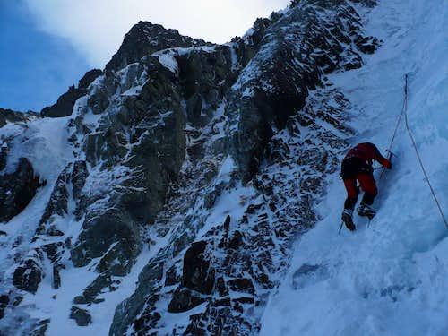Brncalova chalet winter mountaineering course