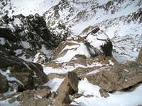 Gully used to enter Keplingers