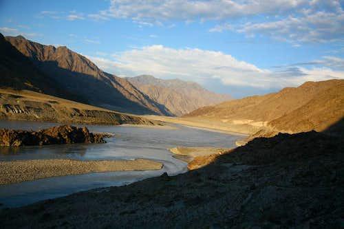 River Indus, North Pakistan