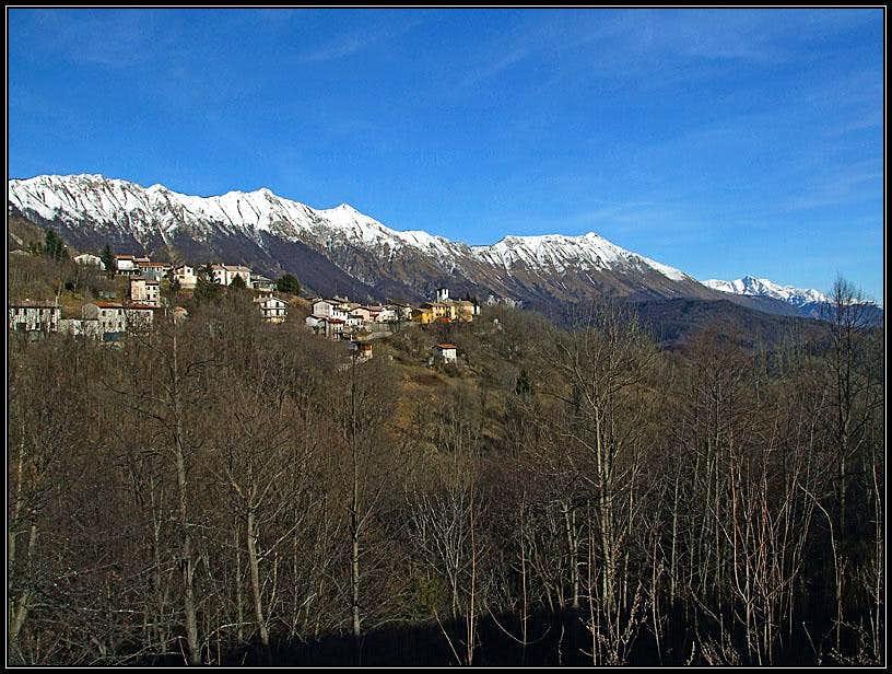 Montemaggiore/Brezje