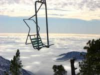 Baldy ski lift