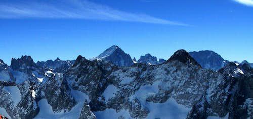 Barre des Ecrins (4101m)