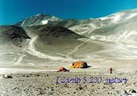I Refuge called Atacama...