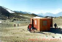 II Refuge at 5.750 meters,...