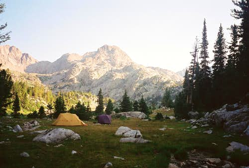 Wind River Camp