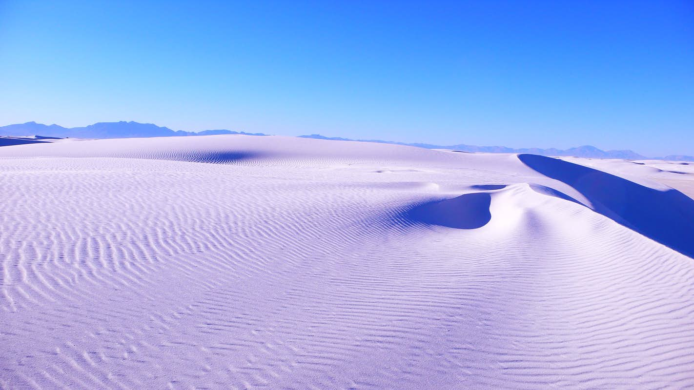 What Makes White Sands National Monument a Magical Place