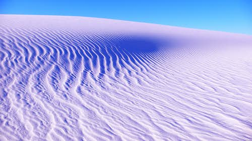 White Sands Ripple