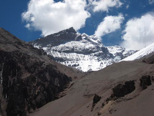 Aconcagua South Face