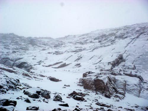 North Face - Longs Pk