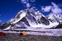pastora (khalkhal)glacier