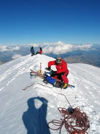 on the summit aug 2003