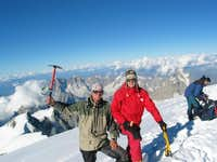 on the summit with Miro...
